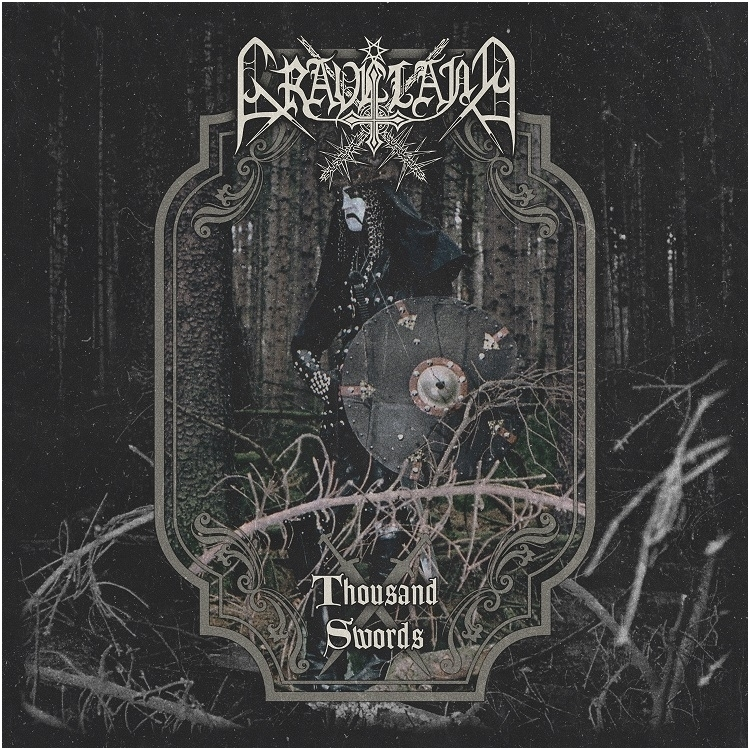 Graveland - Thousand Swords - Digi CD