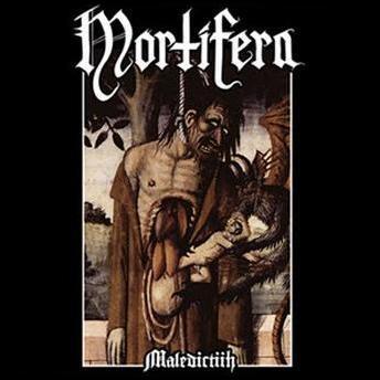 Mortifera - Maledictiih - DigiCD