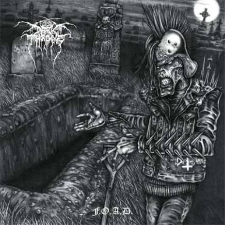 Darkthrone - F.O.A.D. - CD