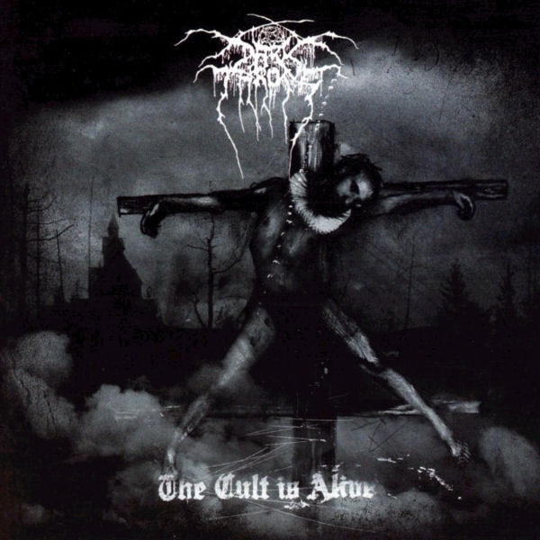 Darkthrone - The Cult Is Alive - CD