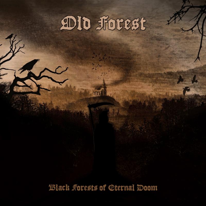 Old Forest - Black FOrests of Eternal Doom - Digi CD