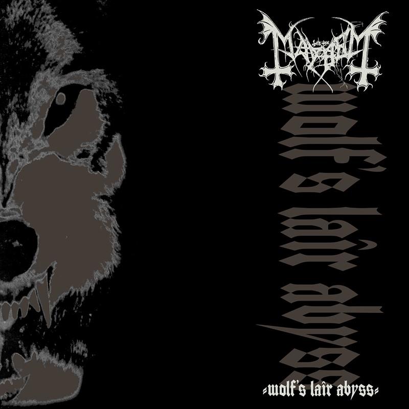 Mayhem -  Wolfs Lair Abyss - CD