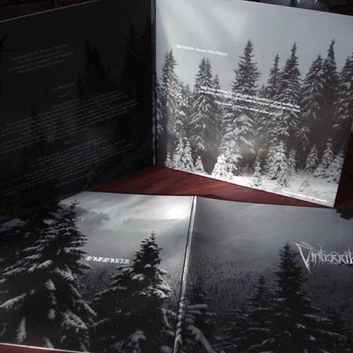 Vinterriket / Orodruin -  Das Winterreich / Visions Of The Palantiri - LP