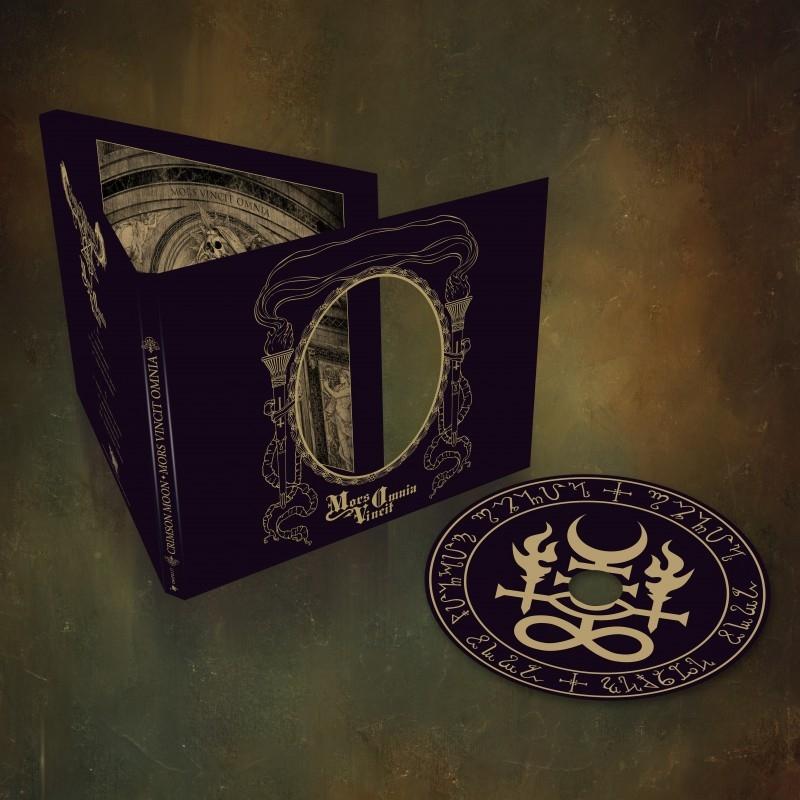 Crimson Moon - Mors Vincit Omnia - Digi CD