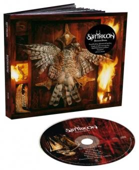 Satyricon - Nemesis Divina - Mediabook CD