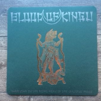 Blood of Kingu - Dark Star On The Right Horn Of The Crescent Moon - LP