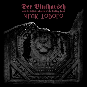 Aluk Todolo & Der Blutharsch and the infinite church of the leading hand - LP
