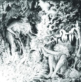 Sortilegia - Sulphurous Temple - Digipak CD