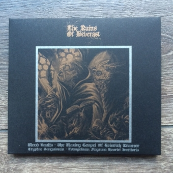 The Ruins of Beverast - Blood Vaults - Digi CD