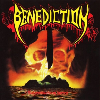 Benediction - Subconscious Terror - Gatefold LP