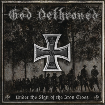 God Dethroned - Under The Iron Cross - LP