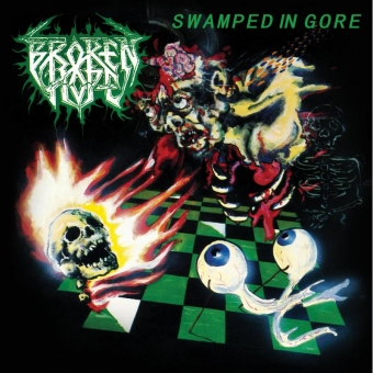 Broken Hope - Swamped In Gore - LP