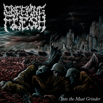 Creeping Flesh - Into the Meat Grinder - CD