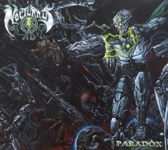 Nocturnus AD - Paradox - Digi CD