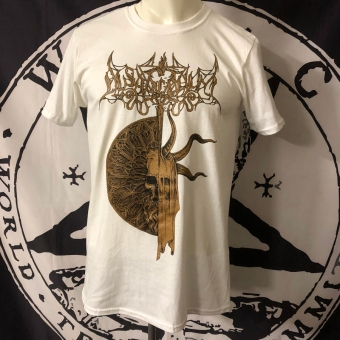 Dysangelium - Death Leading - T-Shirt (White)