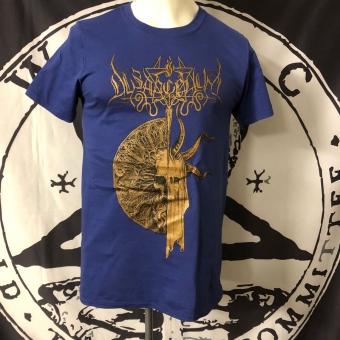 Dysangelium - Death Leading - T-Shirt (Blau)