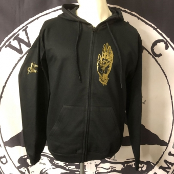 Shrine of Insanabilis - Vast Vortex Litanies - Hooded Zipper (G)