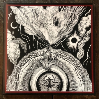 Saligia - Vesaevus - Gatefold LP