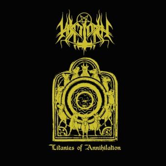 Hirilorn - Litanies Of Annihilation - 3CD Box