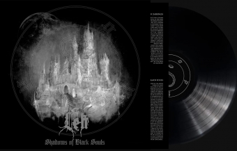 Lek - Shadows of Black Souls - LP