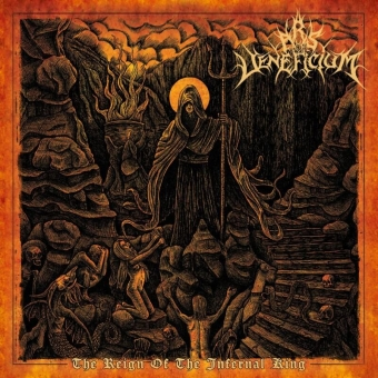 Ars Veneficium - The Reign of the Infernal King - CD