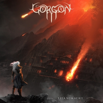 Gorgon - Titanomachy - Digipak CD