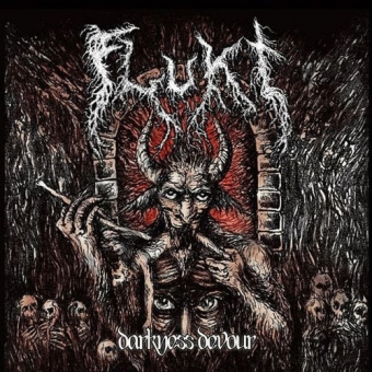 Flukt - Darkness Devour - CD