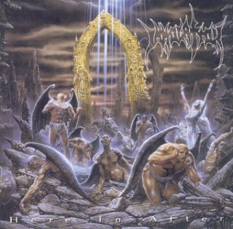 Immolation - Here in After - CD