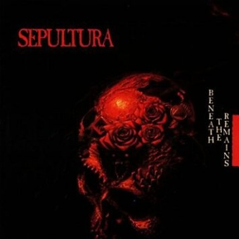 Sepultura - Beneath the Remains - CD