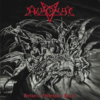 Azaghal - Helvetin Yhdeksän Piiriä - Digi CD