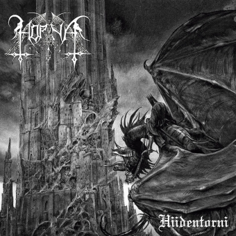 Horna - Hiidentorni - Digipak CD