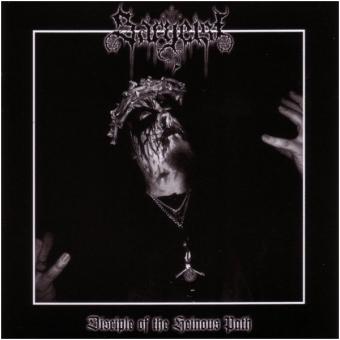Sargeist - Disciple of the Heinous Path - Digipak CD