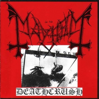 Mayhem - Deathcrush - CD