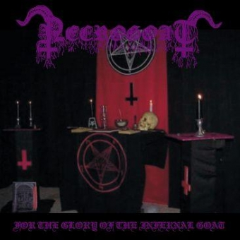 Necrogoat - For the Glory of the Infernal Goat - CD