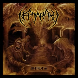 Neftaraka - Morts - CD