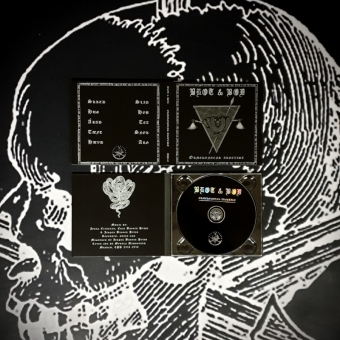 Blot & Bod - Ormekongens Argelist - Digipak CD