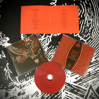 Gudveiki - Vængför - CD