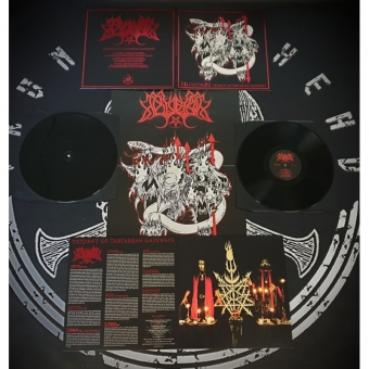 Hellvetron - Trident of Tartarean Gateways - Gatefold DLP