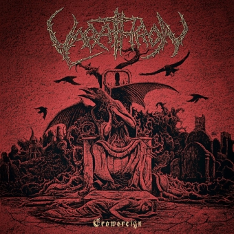 Varathron -  Crowsreign - Digi CD