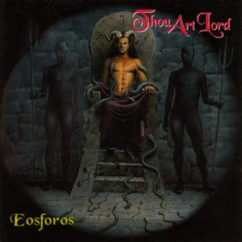 Thou Art Lord - Eosforos - Gatefold LP