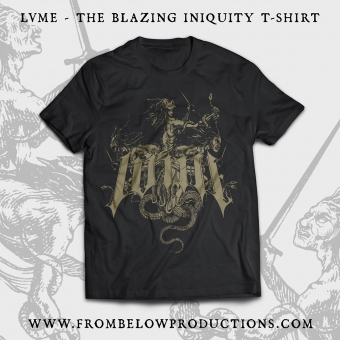LVME - The Blazing Iniquity - T-Shirt
