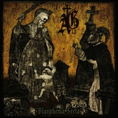 Abysmal Grief - Blasphema Secta - Gatefold LP