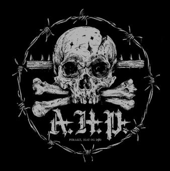 A.H.P. - Forakt, Hat Og Død - LP