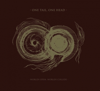 One Tail, One Head - Worlds Open, Worlds Collide - Digipak CD