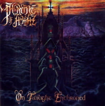 Throne of Ahaz - On Twilight Enthroned - LP