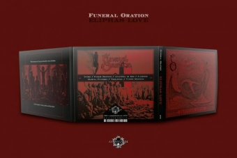 Funeral Oration - Eliphas Love - Digipak CD