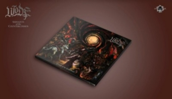 Wode - Servants of the Countercosmos - Digipak CD