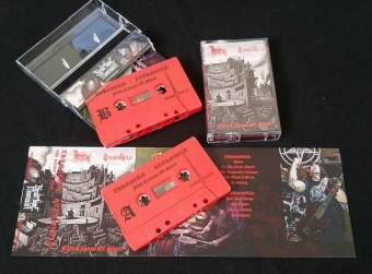Throneum / Stormvold - Fifth Column Of Sheol - Tape