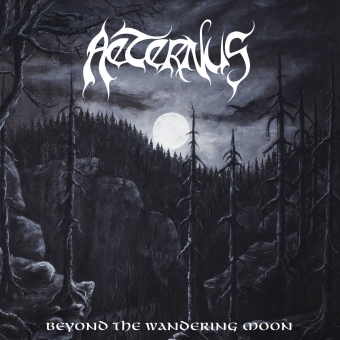 Aeternus -  Beyond The Wandering Moon - Digipak CD