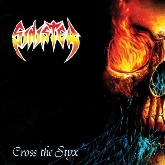 Sinister - Cross The Styx - LP